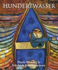 Pierre Restany et Friedrich Hundertwasser - Hundertwasser.