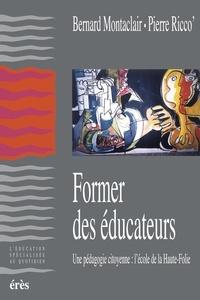Pierre Ricco et Bernard Montaclair - .