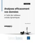 Pierre Rigollet - Analysez efficacement vos données à l'aide des tableaux croisés dynamiques.