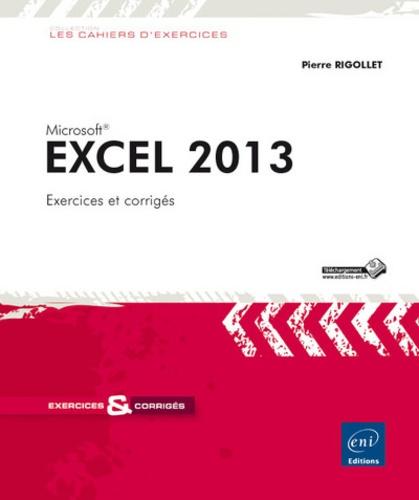 Pierre Rigollet - Excel 2013.