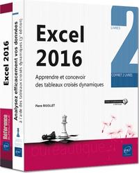 Excel 2016 - Apprendre et concevoir des tableaux croisés dynamiques.pdf