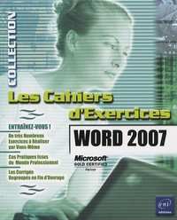 Pierre Rigollet - Word 2007 - Cahier d'exercices.