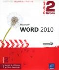 Pierre Rigollet - Word 2010 - 2 volumes : le manuel de référence + le cahier d'exercices.