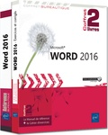 Pierre Rigollet - Word 2016 - Manuel de référence + cahier d'exercices.