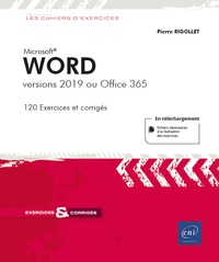 Word- Versions 2019 ou Office 365 - Pierre Rigollet | Showmesound.org