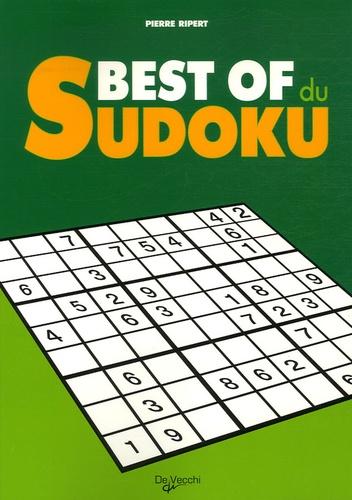 Pierre Ripert - Best of du Sudoku - 200 grilles du débutant au niveau 2.