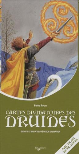 Pierre Ripert - Cartes divinatoires des druides.