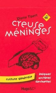 Pierre Ripert - Creuse méninges - Culture générale.