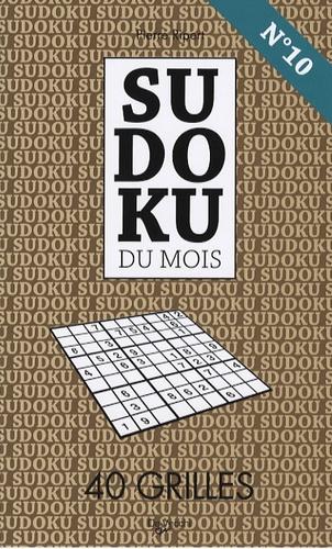 Pierre Ripert - Sudoku N° 10 - 40 grilles.