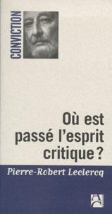 Pierre-Robert Leclercq - .