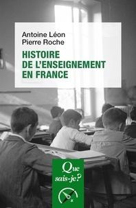 Histoire de lenseignement en France.pdf