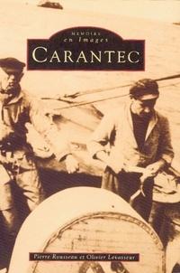 Pierre Rousseau et Olivier Levasseur - Carantec.