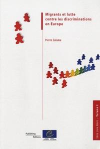 Pierre Salama - Migrants et lutte contre les discriminations en Europe.