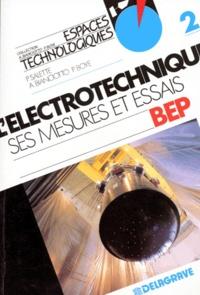 LELECTRONIQUE SES MESURES ET ESSAIS BEP. Tome 2, Génie électrique.pdf