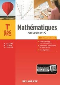 Pierre Salette et Patrick Huaumé - Mathématiques 1re Bac Pro Groupement C.