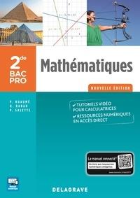 Pierre Salette et Patrick Huaumé - Mathématiques 2de Bac Pro.