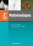 Pierre Salette et Joël Guilloton - Mathématiques 2e Bac Pro.