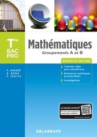 Pierre Salette et Patrick Huaumé - Mathématiques Tle Bac Pro groupements A et B.
