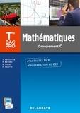 Pierre Salette et Joël Guilloton - Mathématiques Tle Bac Pro - Groupement C.