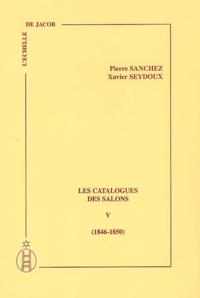Ucareoutplacement.be Les catalogues des salons - Tome 5 (1846-1850) Image