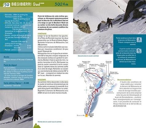 Ski de randonnées pyrénées centrales versantSud, snow et raquettes