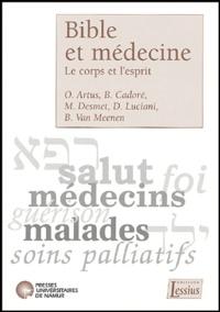 Pierre Sauvage et Michel Hermans - Bible et médecine - Le corps et l'esprit.