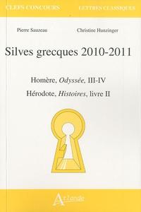 Galabria.be Silves grecques 2010-2011 - Homère, Odyssée, III-IV - Hérodote, Histoires, livre II Image