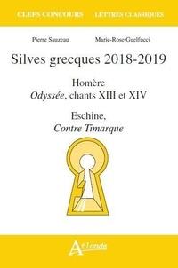 Cjtaboo.be Silves grecques - Homère, Odyssée, chants 13 et 14 ; Eschine, Contre Timarque Image