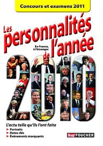Pierre Savary - Les personnalités de l'année 2010 - Concours et examens 2011.