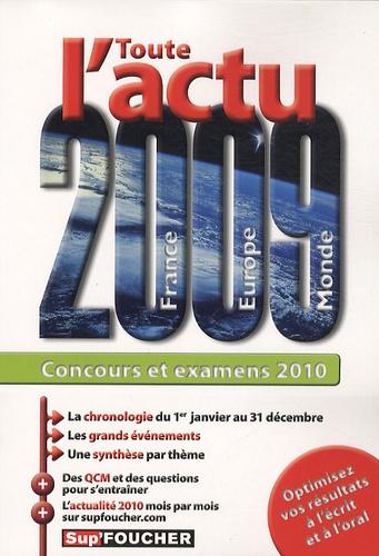 Pierre Savary - Toute l'actu 2009 France, Europe, Monde - Concours et examens 2010.