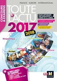 Pierre Savary et Michel Derczansky - Toute l'actu 2017 - Concours & examens - Sujets et chiffres clefs de l'actualité 2017.