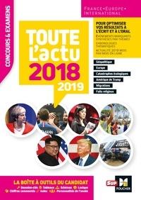 Pierre Savary et Michel Derczansky - Toute l'actu 2018 - Concours & examens - Sujets et chiffres clefs de l'actualité 2019.