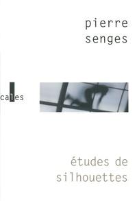 Pierre Senges - Etudes des silhouettes.