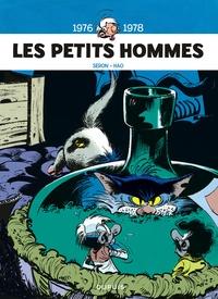 Pierre Seron et  Hao - Les Petits Hommes Intégrale Tome 4 : 1976-1978.