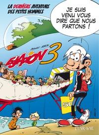 Pierre Seron - Les Petits Hommes Tome 44 : Eslapion 3 - La 50e et dernière aventure des petits hommes.