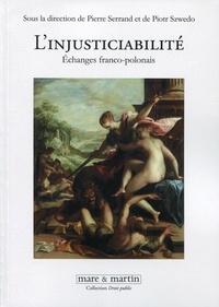 Linjusticiabilité - Echanges franco-polonais.pdf