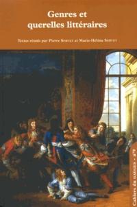 Pierre Servet et Marie-Hélène Servet - Genres et querelles littéraires.