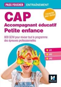 Pierre Sibourg et Agnès Voron - CAP Accompagnant éducatif petite enfance - Entraînement.
