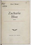 Pierre Silvain - Zacharie Blue.