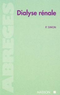 Pierre Simon - Dialyse rénale.