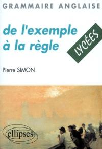 Pierre Simon - .