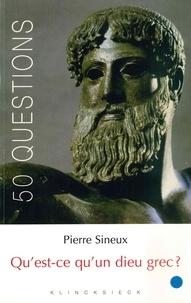 Quest-ce quun dieu grec ?.pdf