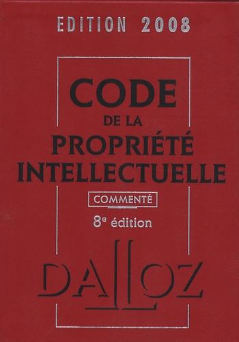 Pierre Sirinelli et Sylviane Durrande - Code de la propriété intellectuelle commenté.