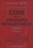 Pierre Sirinelli et Sylviane Durrande - Code de la propriété intellectuelle, commenté.