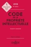 Pierre Sirinelli et Sylviane Durrande - Code de la propriété intellectuelle - Annoté et commenté.