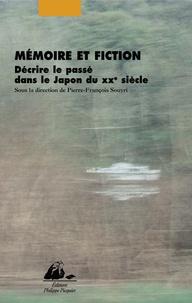 Pierre Souyri - Mémoire et fiction - Décrire le passé dans le Japon du XXe siècle.