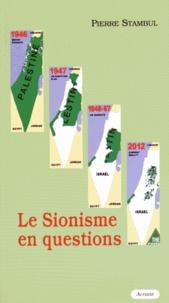 Galabria.be Le sionisme en questions Image