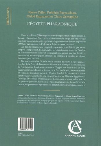 L'Egypte pharaonique. Histoire, société, culture