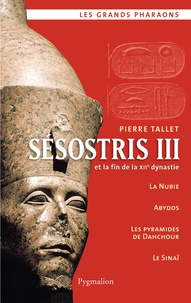 Pierre Tallet - Sésostris III et la fin de la XIIe dynastie.