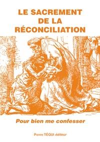 Accentsonline.fr Le sacrement de la réconciliation - Pour bien me confesser Image